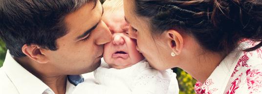 Envía a tus familiares y amigos unas bonitas tarjetas de agradecimiento por asistir al bautizo de tu hijo.