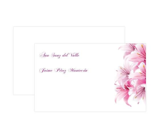 Flor de lilias