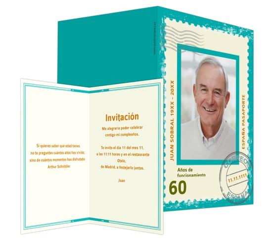 Frases Para Tarjetas De Invitación De 70 Años Imagui