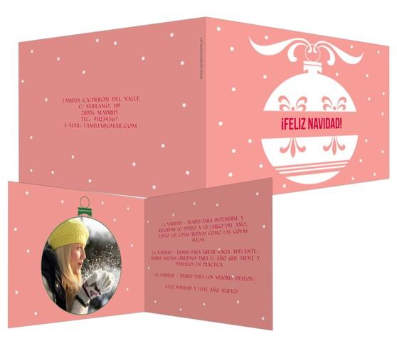 Hacer tarjetas de navidad online - Disenar tarjetas de navidad ...