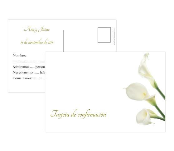 Flor del amor