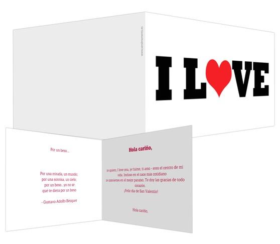 Querido San Valentín